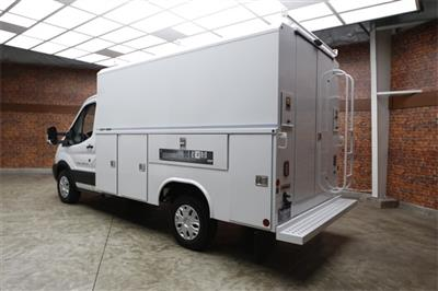 2019 Transit 350 4x2,  Reading Aluminum CSV Service Utility Van #90692 - photo 2