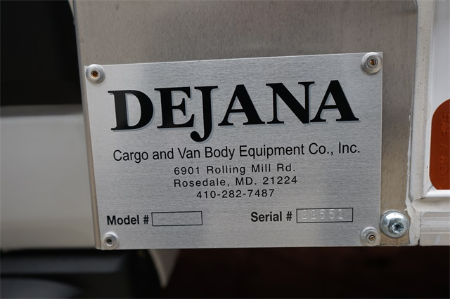 2019 Transit 350 4x2,  Dejana DuraCube Max Service Utility Van #90771 - photo 13