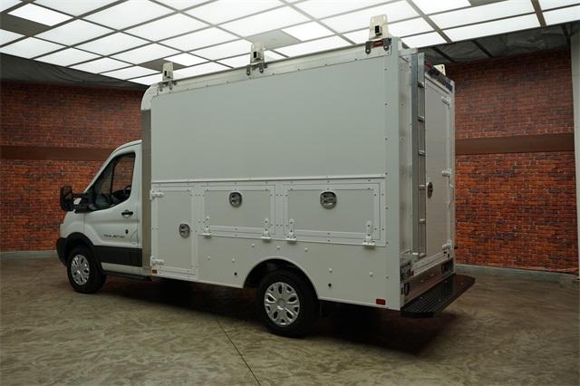 2019 Transit 350 4x2,  Dejana DuraCube Max Service Utility Van #90771 - photo 46