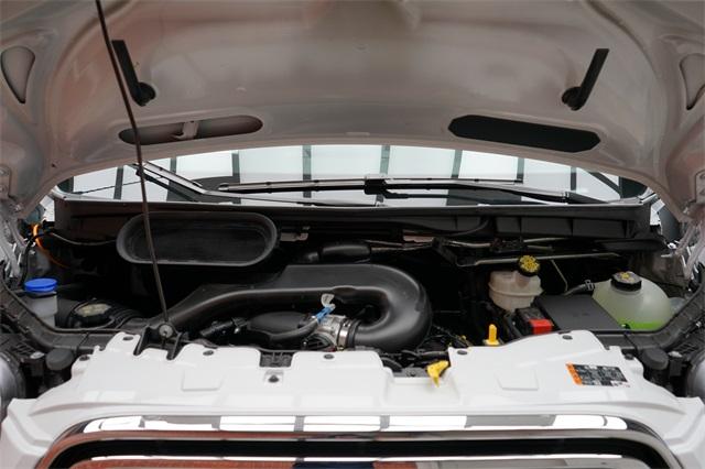 2019 Transit 350 4x2,  Reading Aluminum CSV Service Utility Van #90778 - photo 20