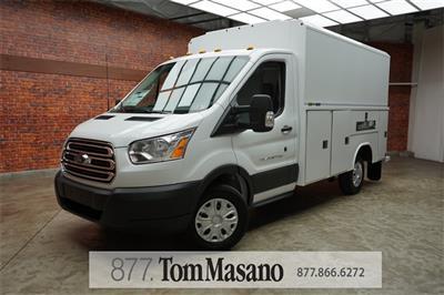 2019 Transit 350 4x2,  Reading Aluminum CSV Service Utility Van #90778 - photo 1