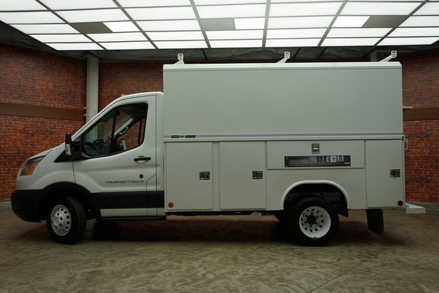 2019 Transit 350 HD DRW 4x2,  Reading Aluminum CSV Service Utility Van #90781 - photo 7