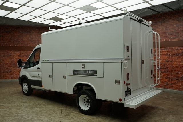 2019 Transit 350 HD DRW 4x2,  Reading Aluminum CSV Service Utility Van #90781 - photo 2