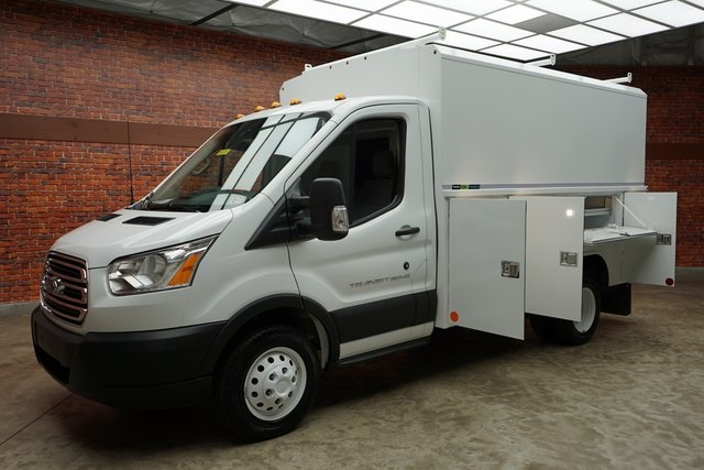 2019 Transit 350 HD DRW 4x2,  Reading Aluminum CSV Service Utility Van #90781 - photo 30