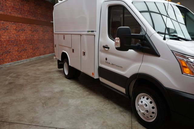 2019 Transit 350 HD DRW 4x2,  Reading Aluminum CSV Service Utility Van #90781 - photo 40