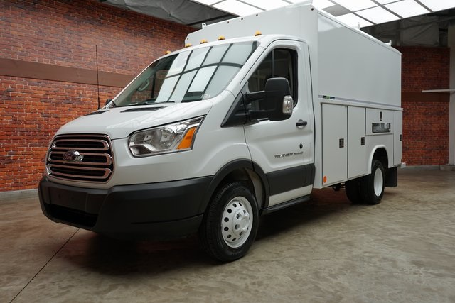 2019 Transit 350 HD DRW 4x2,  Reading Aluminum CSV Service Utility Van #90781 - photo 43