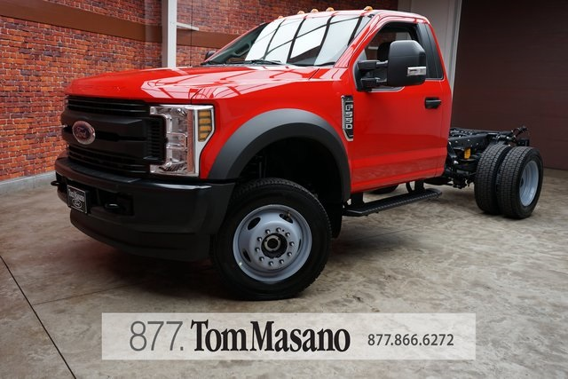 2019 F-550 Regular Cab DRW 4x4,  Cab Chassis #90796 - photo 1