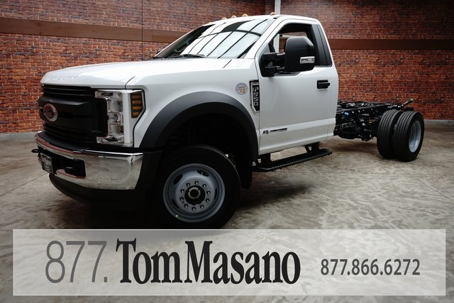 2019 F-550 Regular Cab DRW 4x4,  Cab Chassis #90929 - photo 1