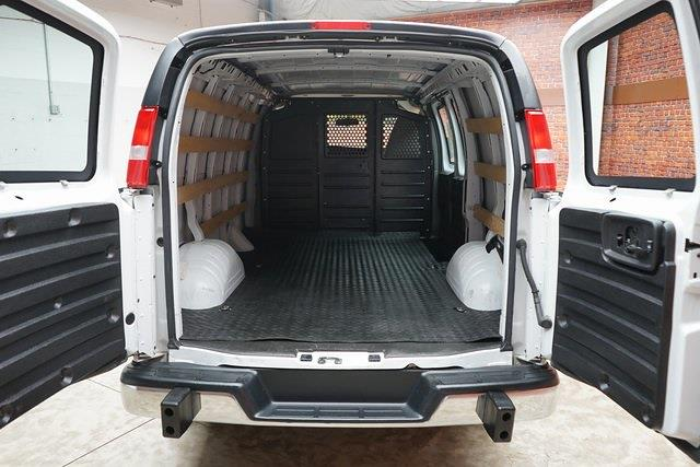 2019 GMC Savana 2500 4x2, Empty Cargo Van #F18290 - photo 1