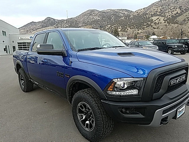 2018 Ram 1500 Crew Cab 4x4 Pickup #84D366 - photo 3