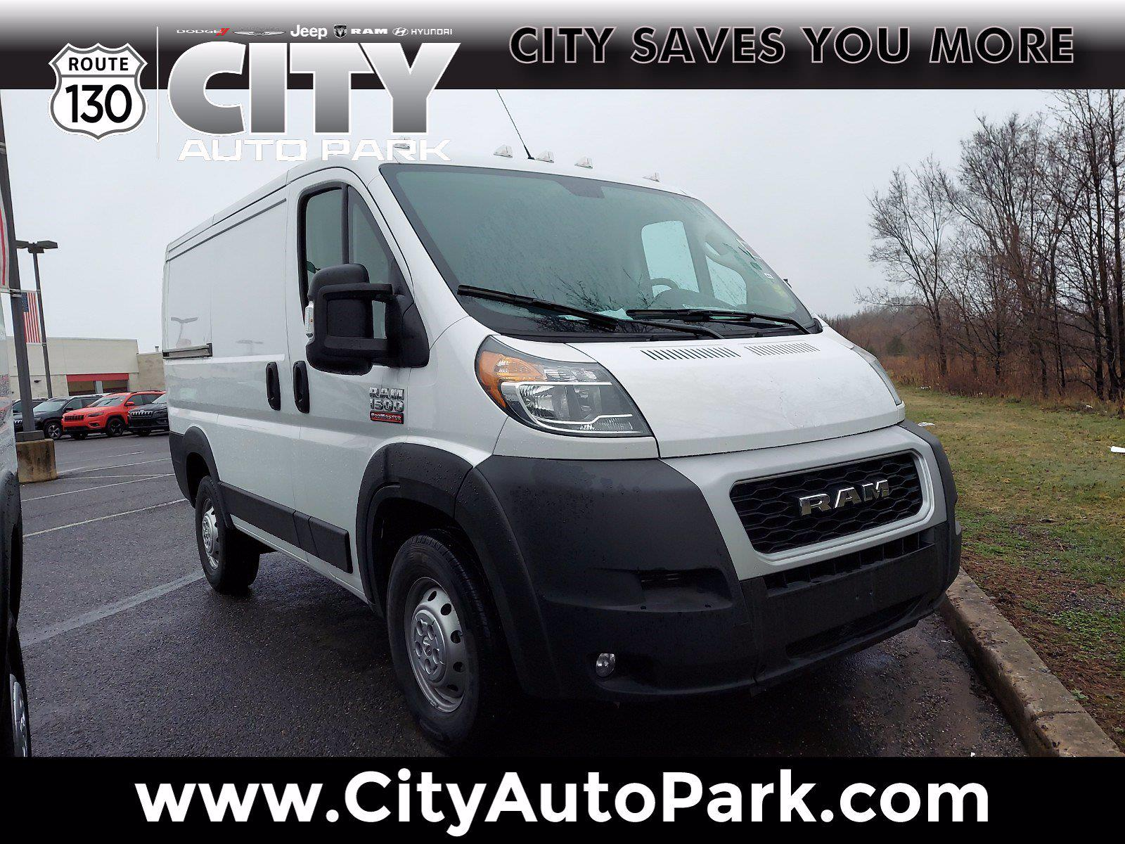 2021 Ram ProMaster 1500 Standard Roof FWD, Empty Cargo Van #CM178 - photo 1