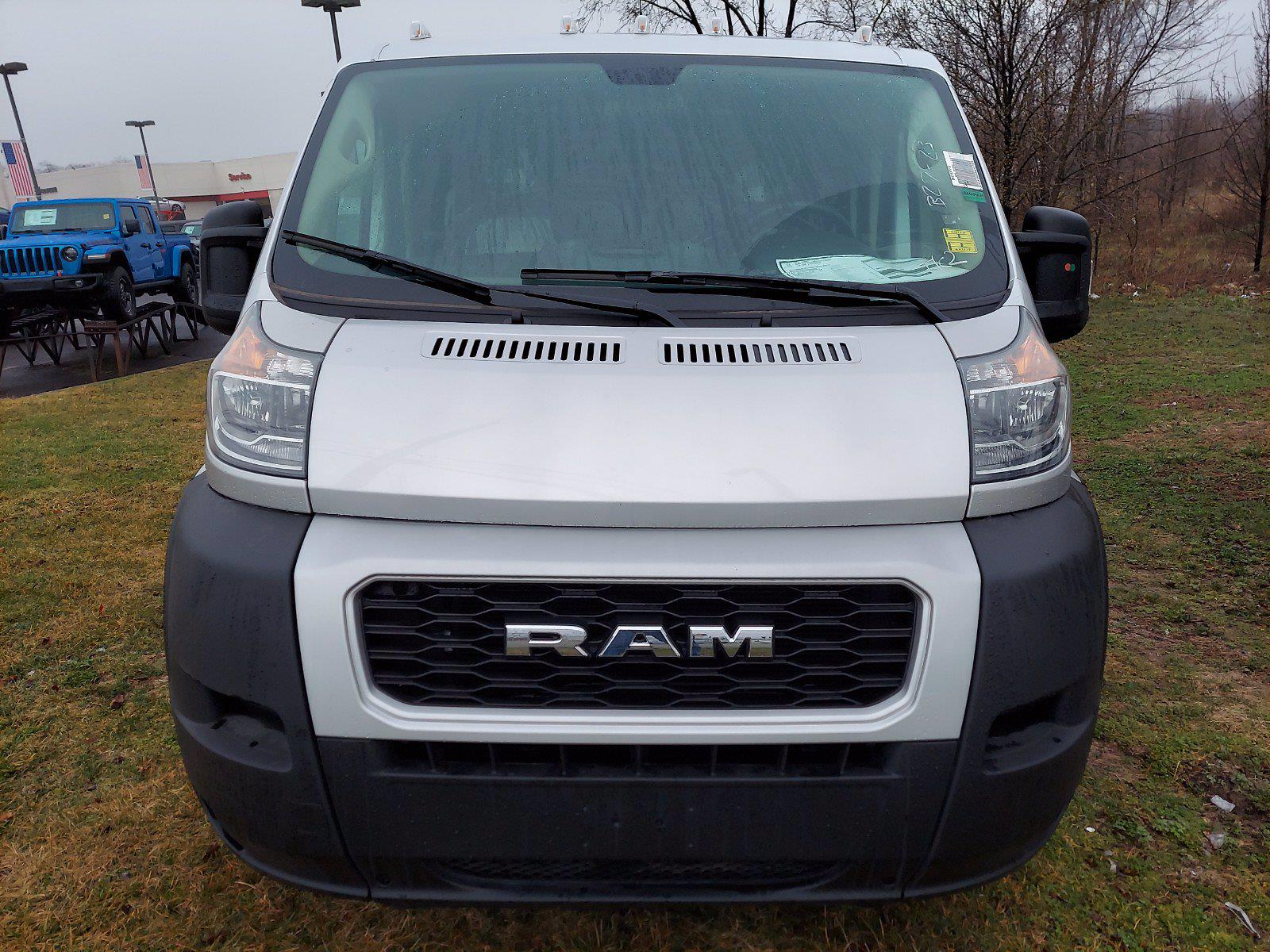 2021 Ram ProMaster 1500 Standard Roof FWD, Empty Cargo Van #CM174 - photo 4