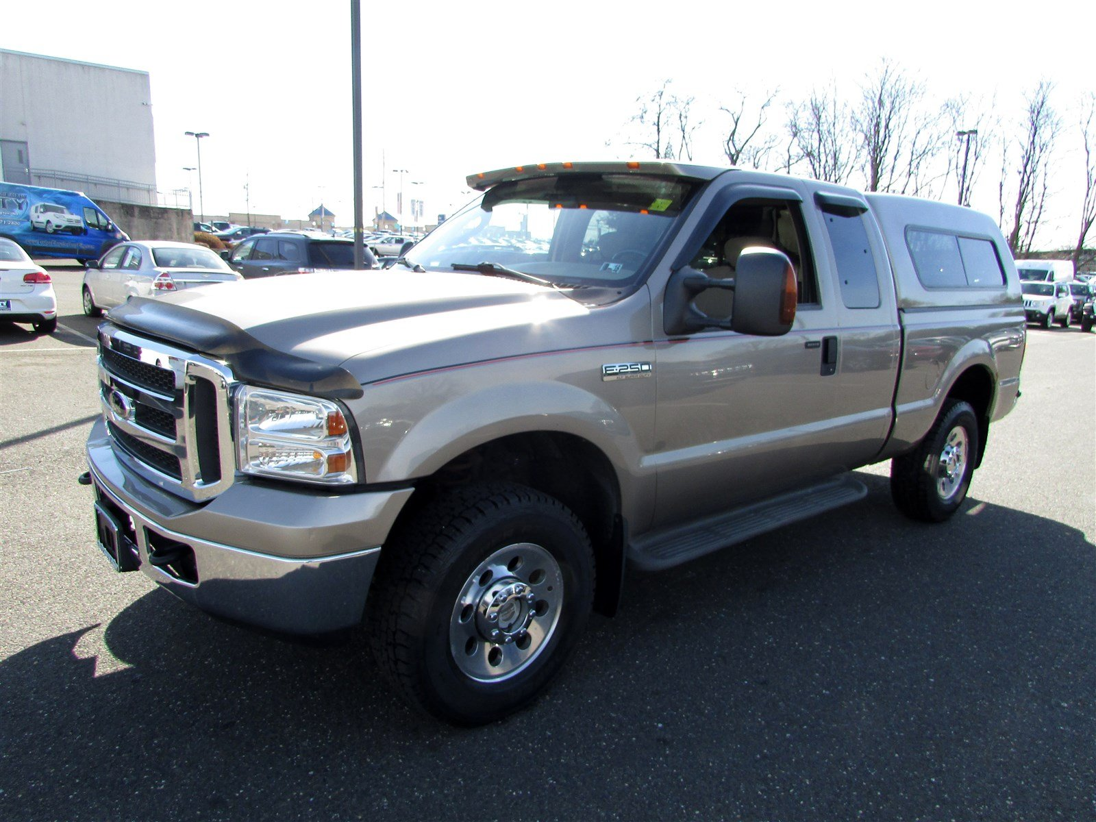 2005 F-250 Super Cab 4x4, Pickup #CH483C - photo 4