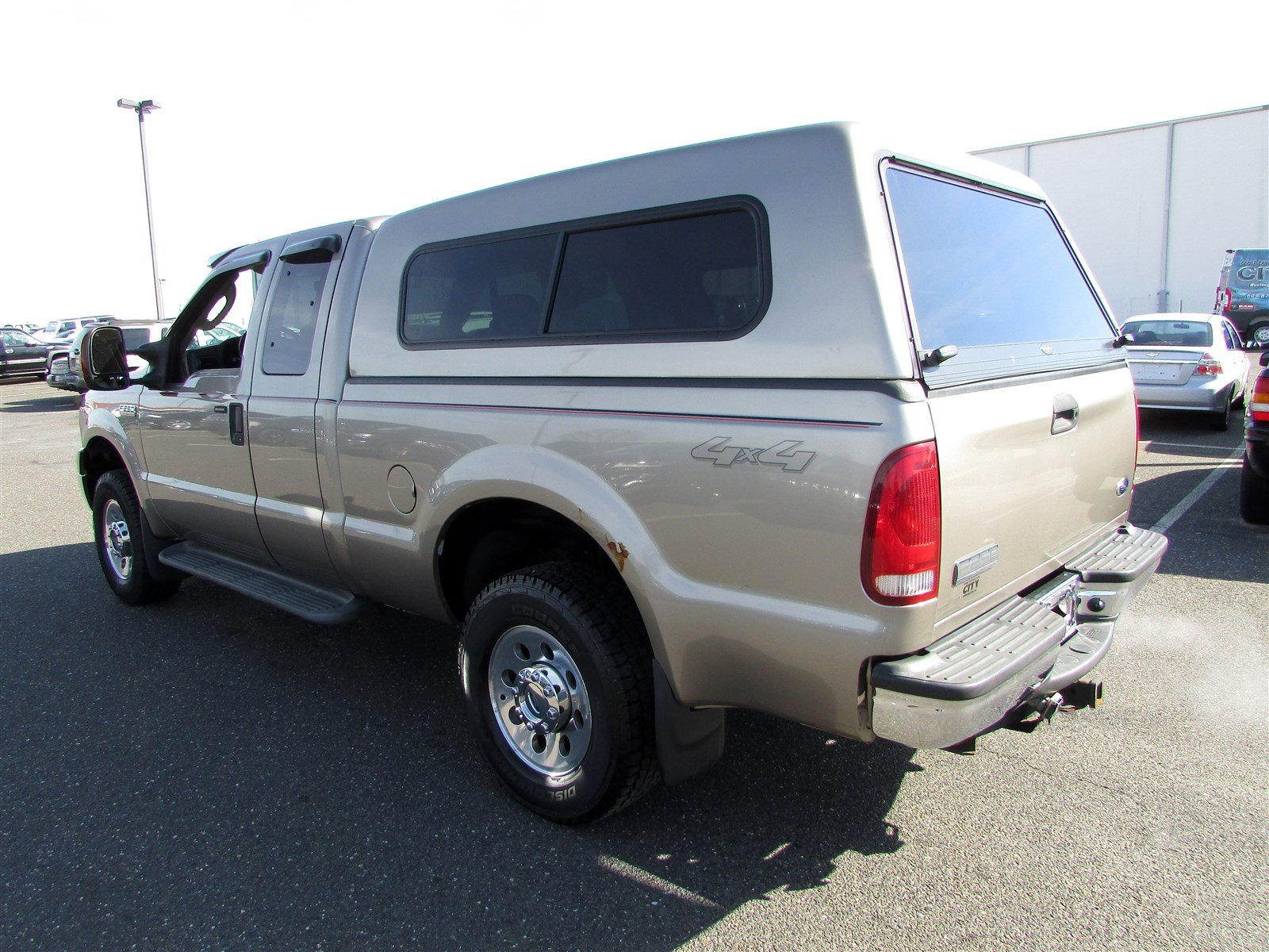 2005 F-250 Super Cab 4x4, Pickup #CH483C - photo 2
