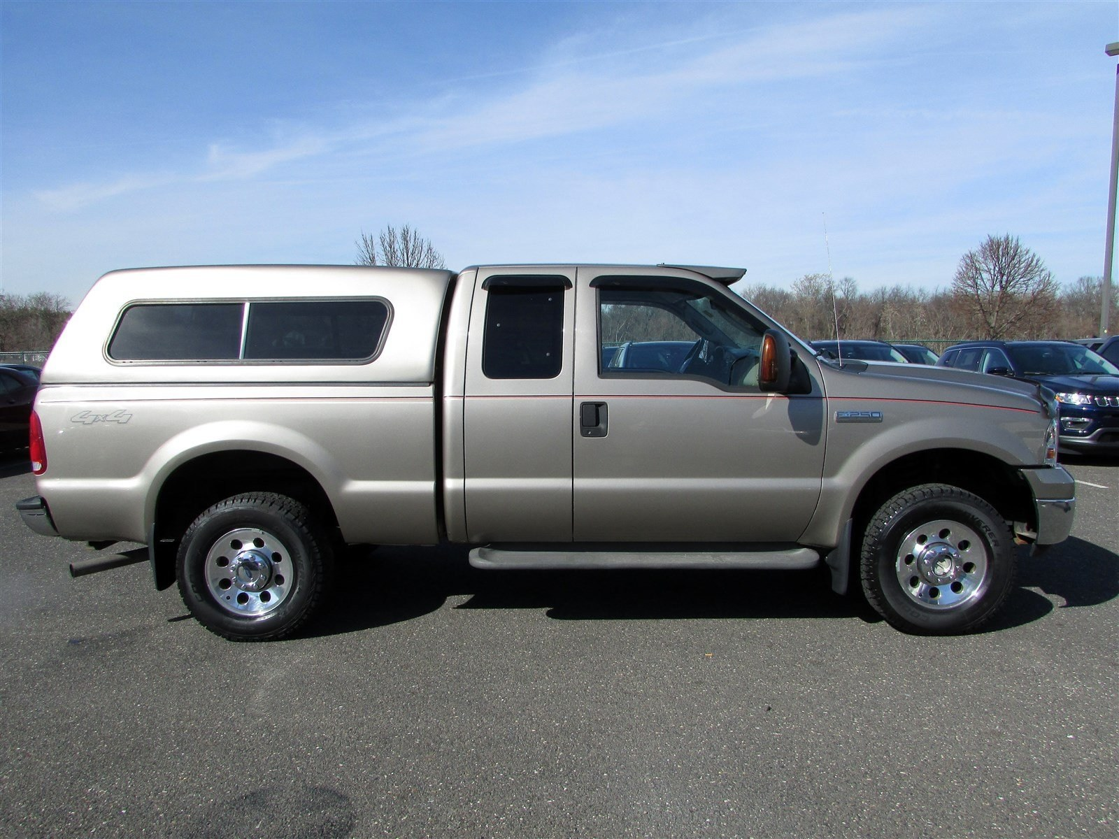 2005 F-250 Super Cab 4x4, Pickup #CH483C - photo 6
