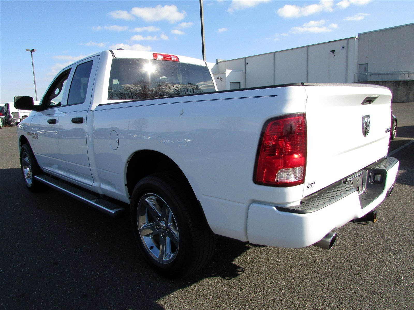 2014 Ram 1500 Quad Cab 4x4, Pickup #CH559A - photo 3