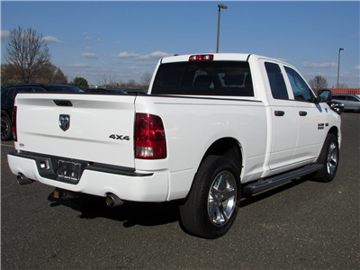 2014 Ram 1500 Quad Cab 4x4, Pickup #CH559A - photo 2
