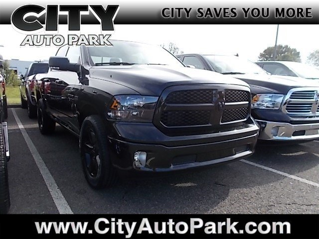2018 Ram 1500 Crew Cab 4x4, Pickup #CJ034 - photo 1