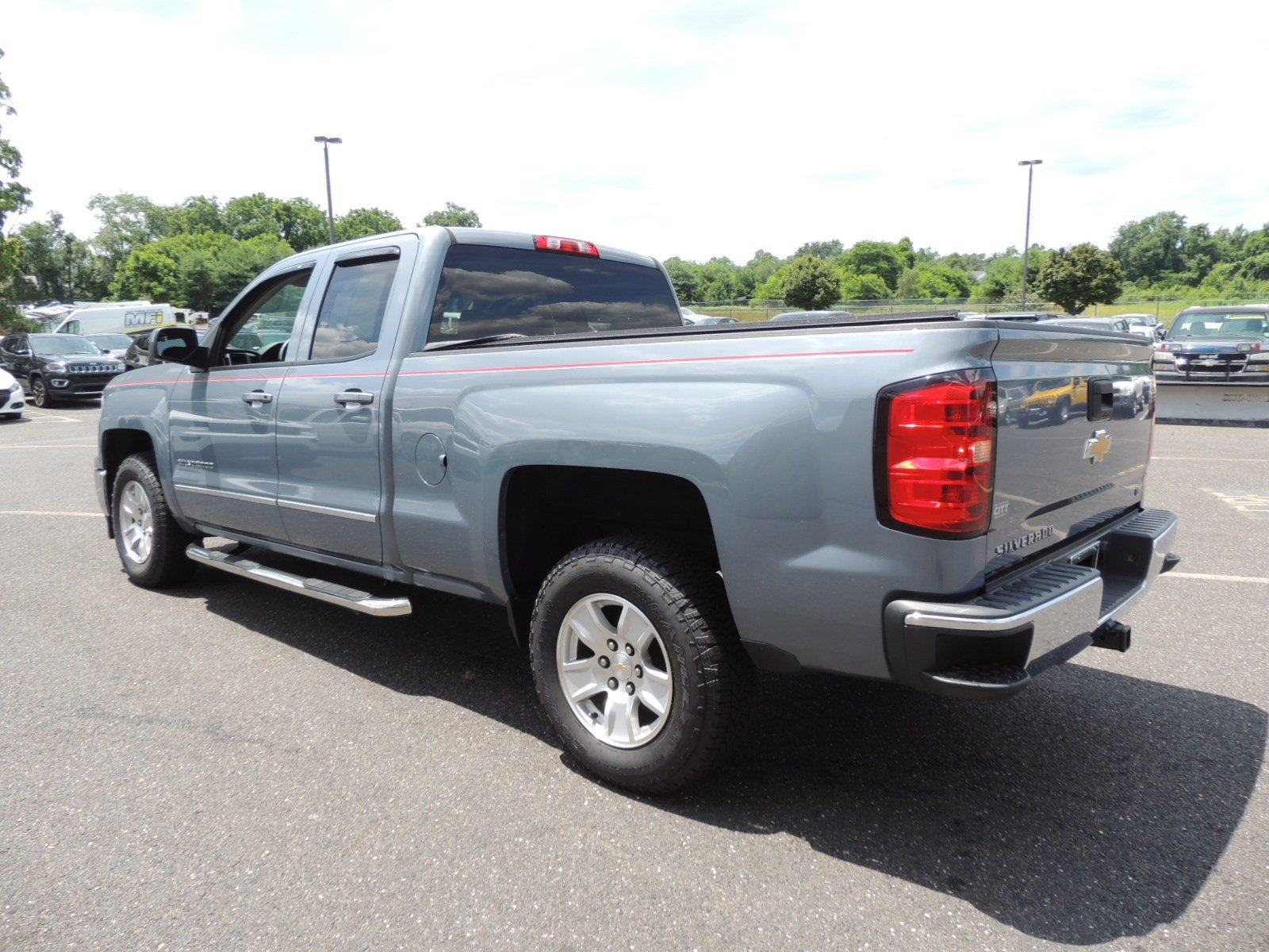 2015 Silverado 1500 Double Cab 4x2,  Pickup #CJ059A - photo 8