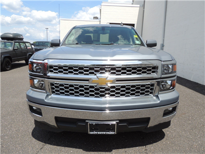 2015 Silverado 1500 Double Cab 4x2,  Pickup #CJ059A - photo 4