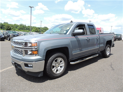 2015 Silverado 1500 Double Cab 4x2,  Pickup #CJ059A - photo 6