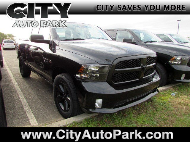 2018 Ram 1500 Quad Cab 4x4 Pickup #CJ075 - photo 1
