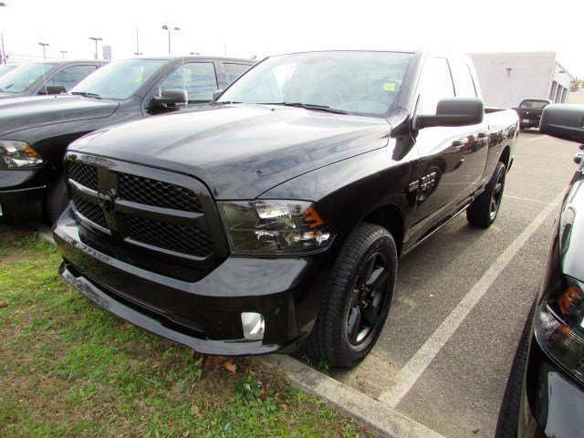 2018 Ram 1500 Quad Cab 4x4 Pickup #CJ075 - photo 3