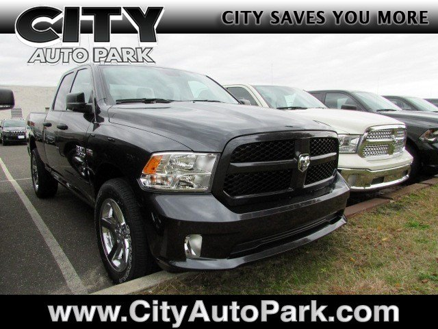2018 Ram 1500 Quad Cab 4x4 Pickup #CJ078 - photo 1