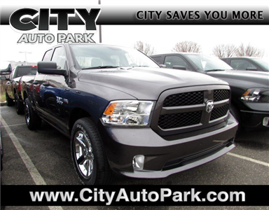 2018 Ram 1500 Quad Cab 4x4, Pickup #CJ146 - photo 1