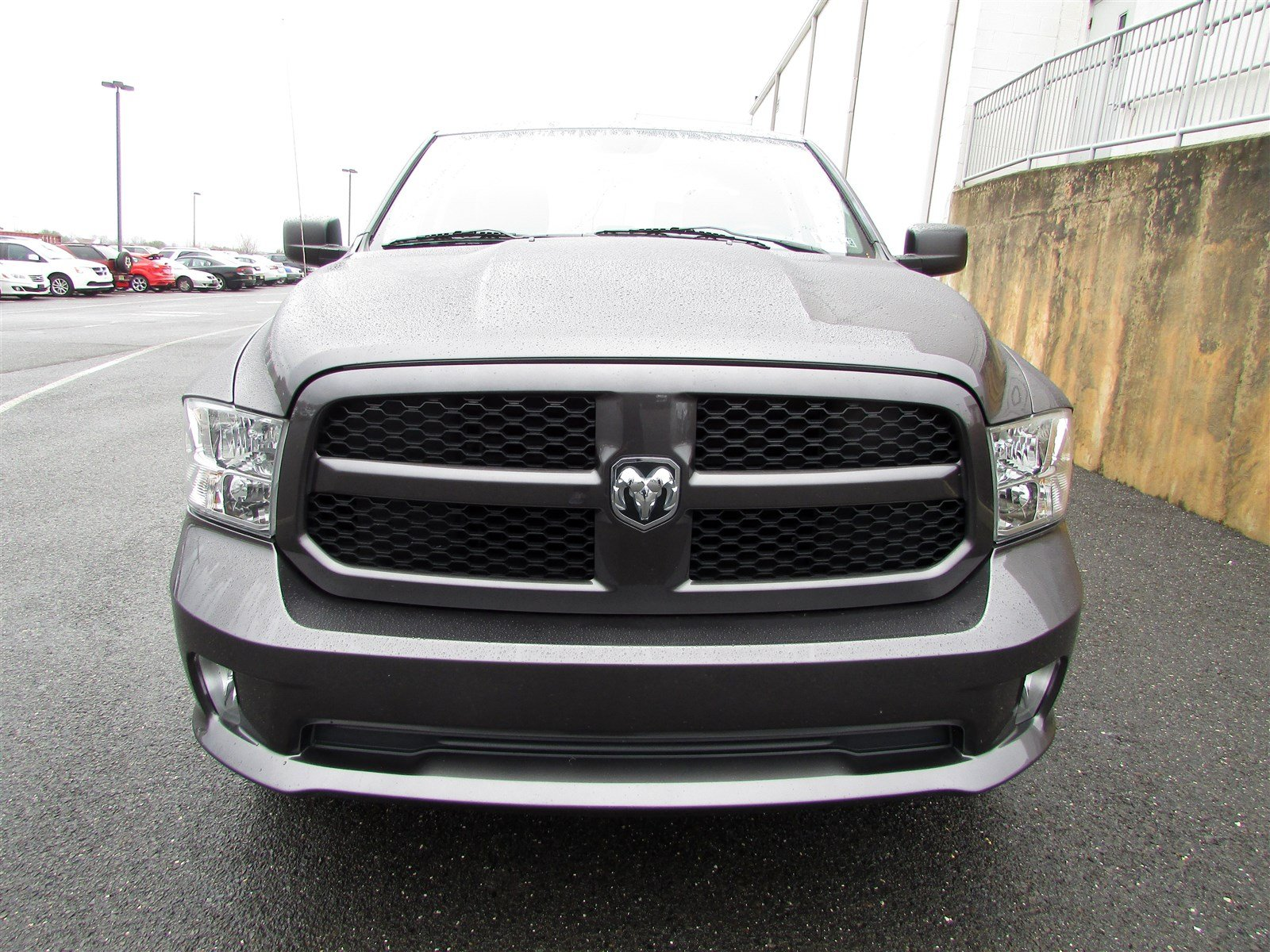 2015 Ram 1500 Quad Cab 4x4, Pickup #CJ165A - photo 3