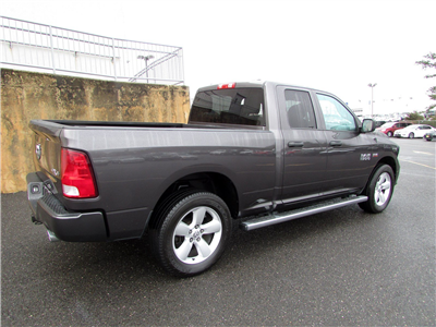 2015 Ram 1500 Quad Cab 4x4, Pickup #CJ165A - photo 2
