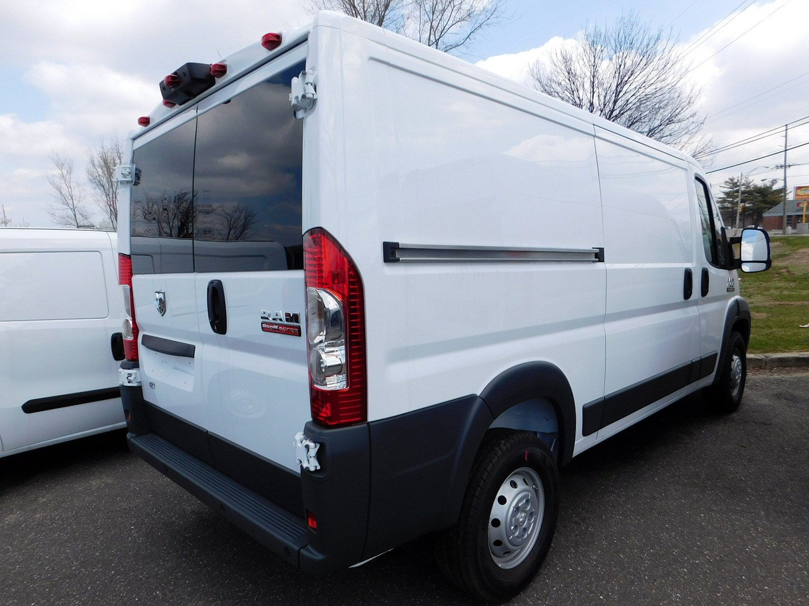 2018 ProMaster 1500 Standard Roof FWD,  Empty Cargo Van #CJ205 - photo 2