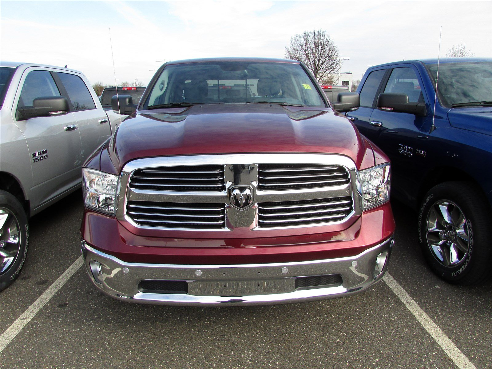 2018 Ram 1500 Quad Cab 4x4, Pickup #CJ214 - photo 3
