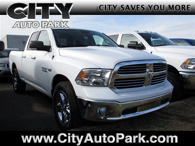 2018 Ram 1500 Quad Cab 4x4, Pickup #CJ223 - photo 1