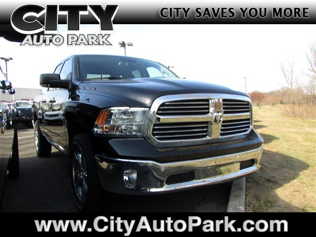 2018 Ram 1500 Quad Cab 4x4, Pickup #CJ225 - photo 1