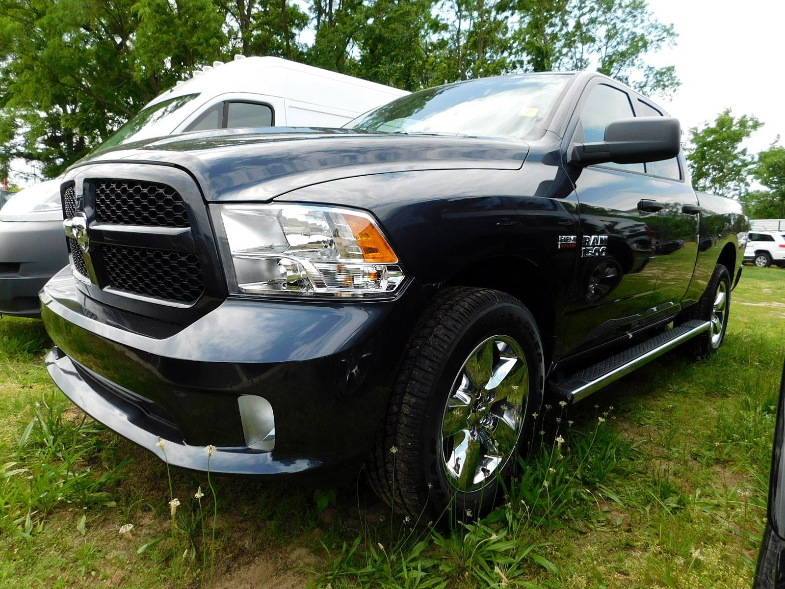 2018 Ram 1500 Quad Cab 4x4,  Pickup #CJ417 - photo 4