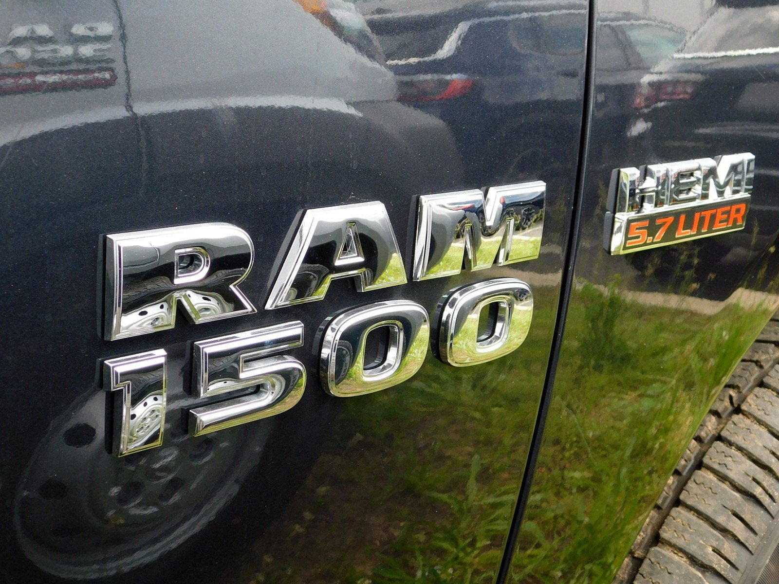 2018 Ram 1500 Quad Cab 4x4,  Pickup #CJ417 - photo 8