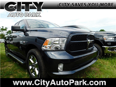 2018 Ram 1500 Quad Cab 4x4,  Pickup #CJ417 - photo 1