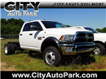 2018 Ram 5500 Crew Cab DRW 4x4,  Cab Chassis #CJ478 - photo 1