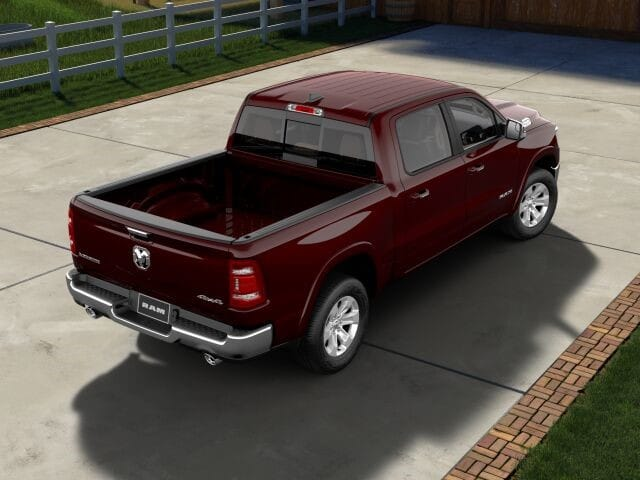 2019 Ram 1500 Crew Cab 4x4, Pickup #CK010 - photo 2