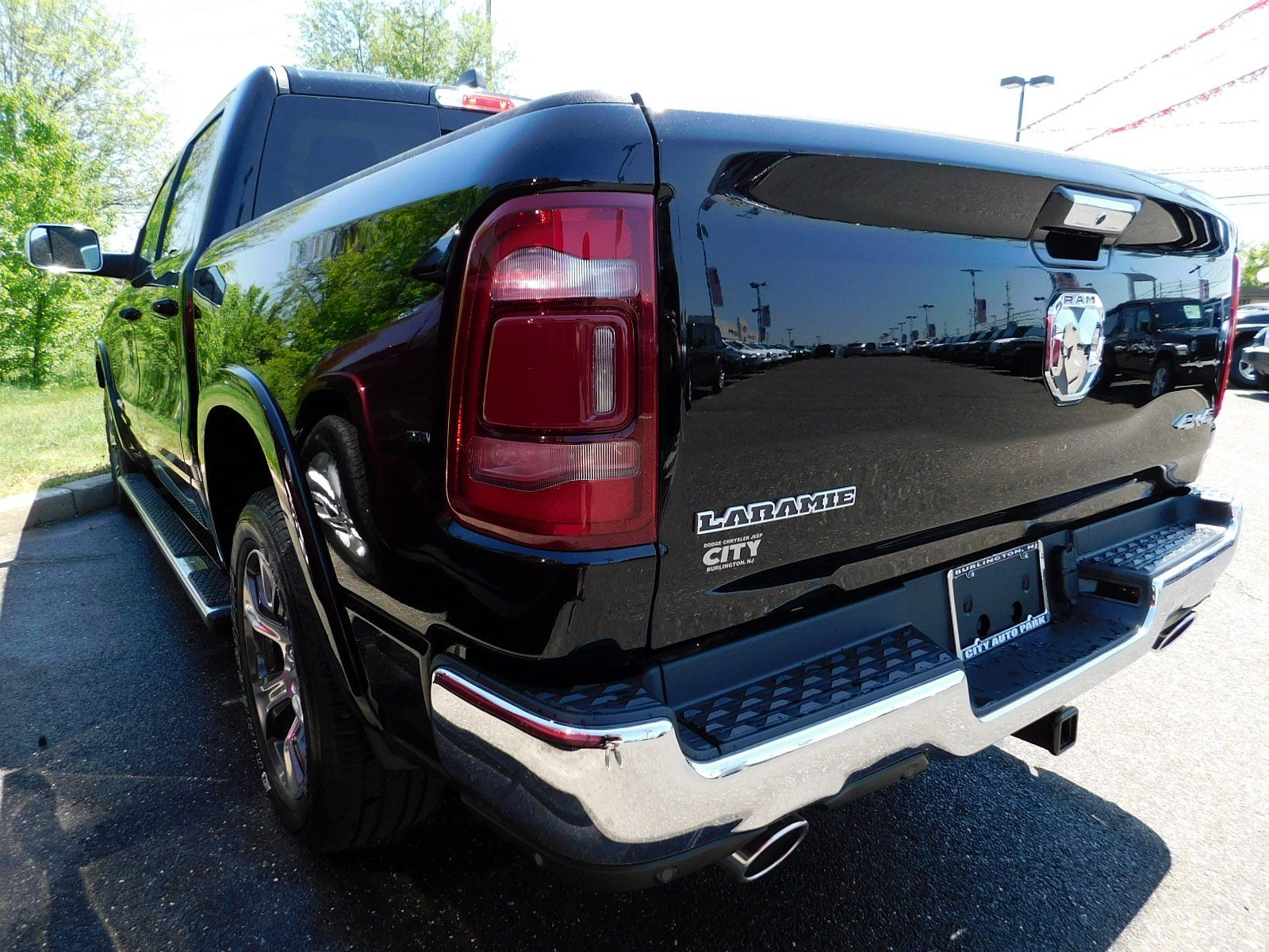 2019 Ram 1500 Crew Cab 4x4,  Pickup #CK014 - photo 6