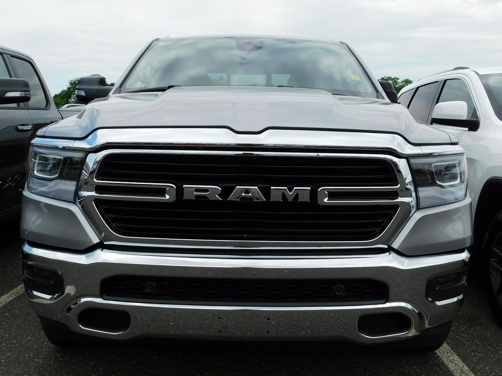 2019 Ram 1500 Quad Cab 4x4,  Pickup #CK027 - photo 3