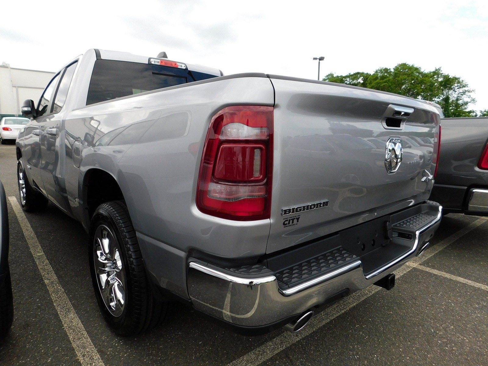 2019 Ram 1500 Quad Cab 4x4,  Pickup #CK027 - photo 7