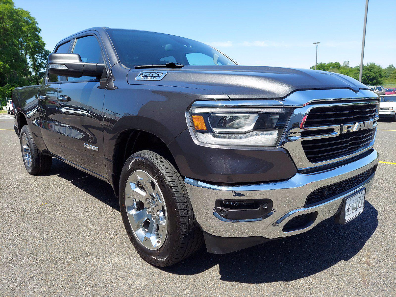 2019 Ram 1500 Quad Cab 4x4,  Pickup #CK028 - photo 3