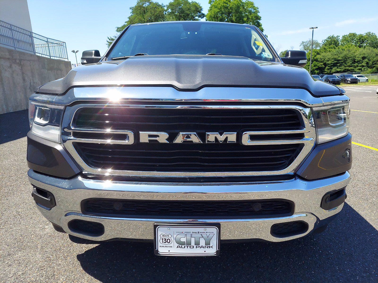 2019 Ram 1500 Quad Cab 4x4,  Pickup #CK028 - photo 4