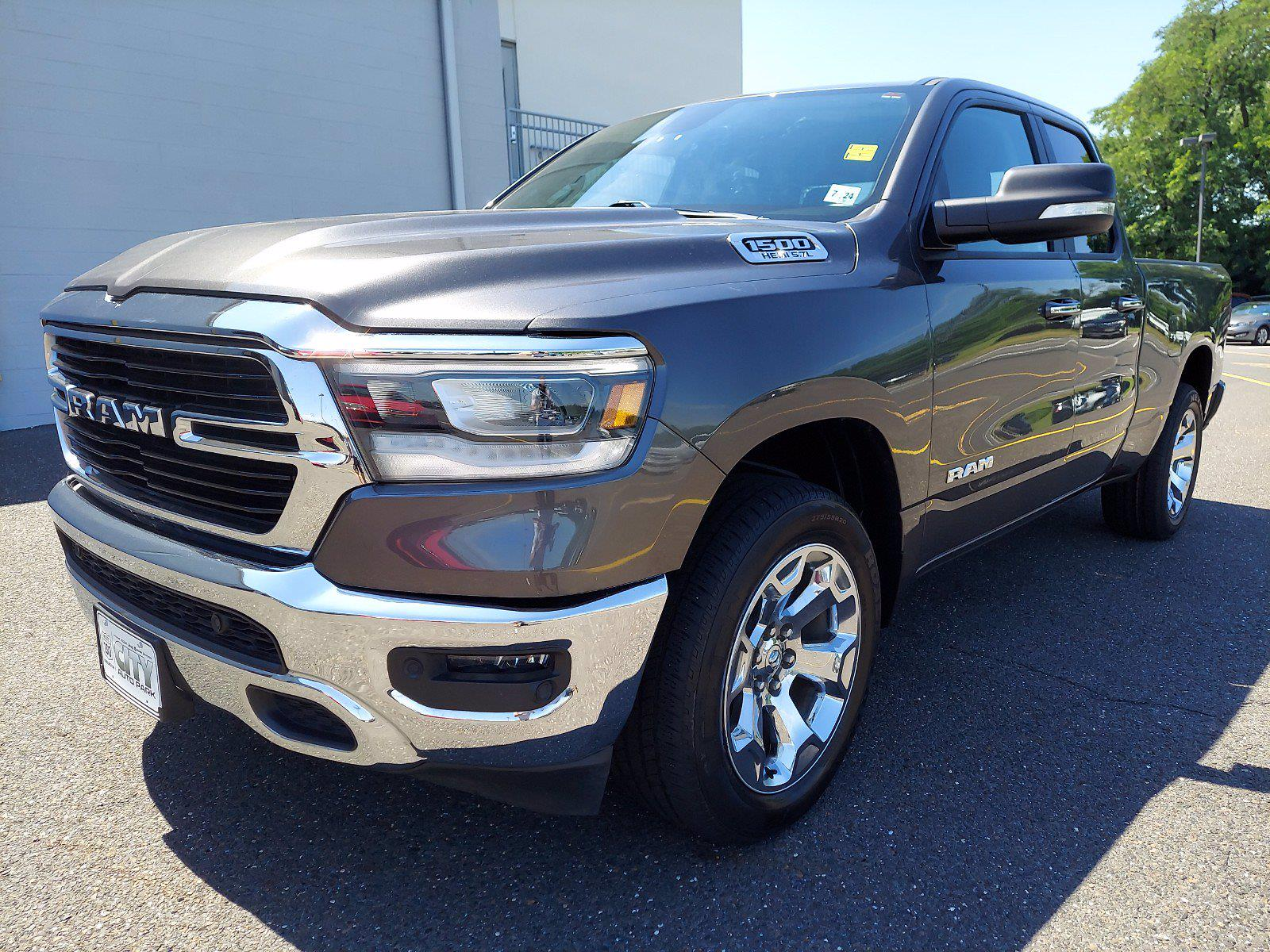 2019 Ram 1500 Quad Cab 4x4,  Pickup #CK028 - photo 5