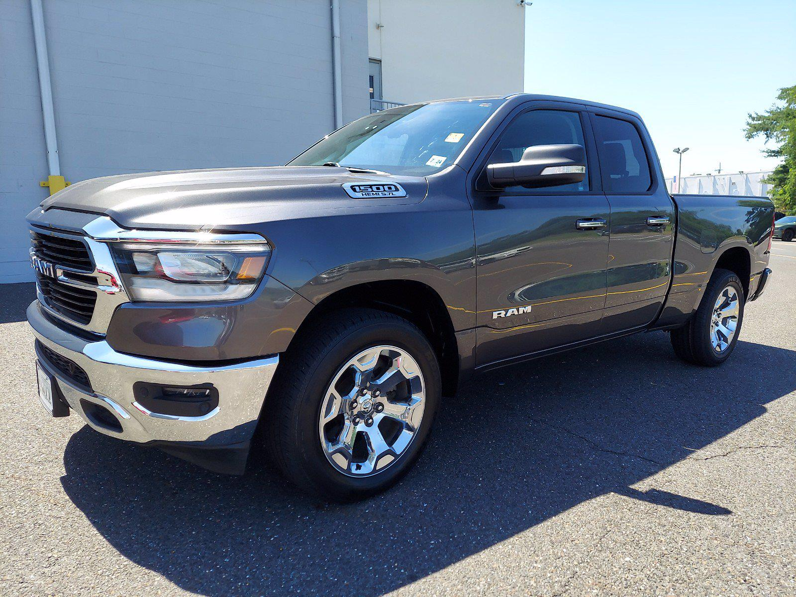 2019 Ram 1500 Quad Cab 4x4,  Pickup #CK028 - photo 6