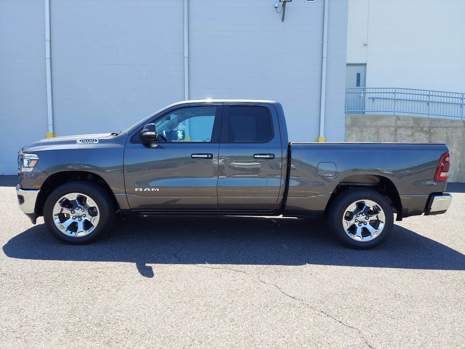 2019 Ram 1500 Quad Cab 4x4,  Pickup #CK028 - photo 7