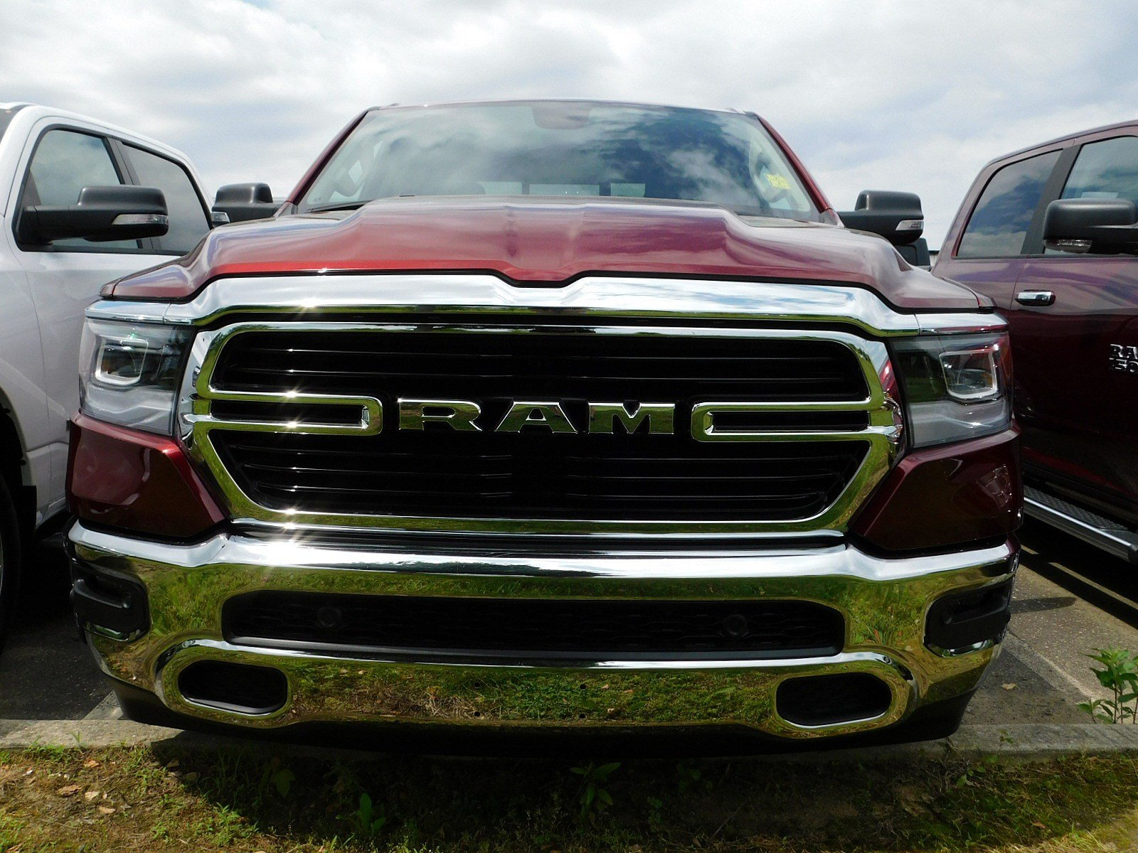 2019 Ram 1500 Quad Cab 4x4,  Pickup #CK029 - photo 3