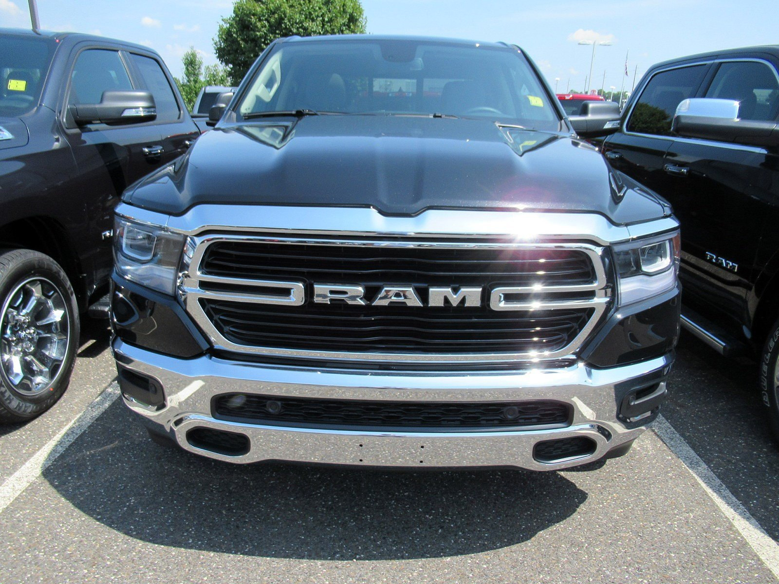 2019 Ram 1500 Quad Cab 4x4,  Pickup #CK030 - photo 2